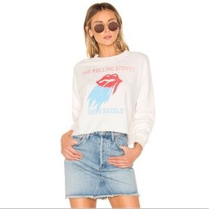 DAYDREAMER Rolling Stones She's So Cold Pullover